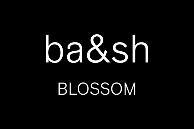 ba&sh blossom.