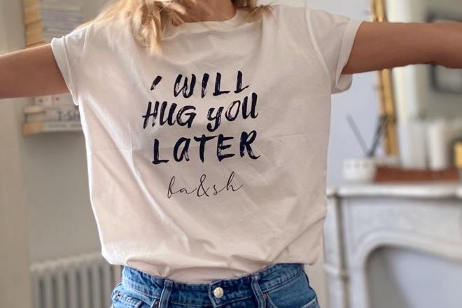 le t-shirt HOPE